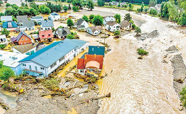 Bahar Dutt Article On Natural Calamities - Sakshi