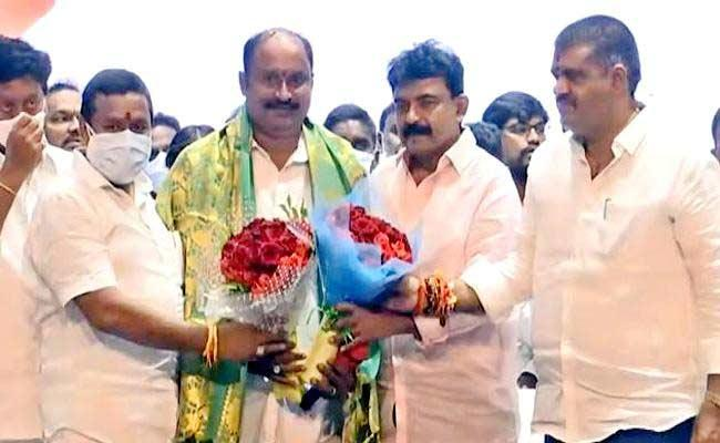Minister Perni Nani Says CM YS Jagan Gives Priority To All Section Of People - Sakshi