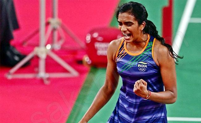 Tokyo Olympics 2020: PV Sindhu Loses Semi Final Reaction Of Netizens - Sakshi