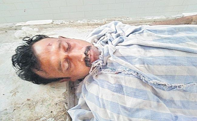 Young Man Suicide With Grief At Bhadradri Kothagudem District - Sakshi