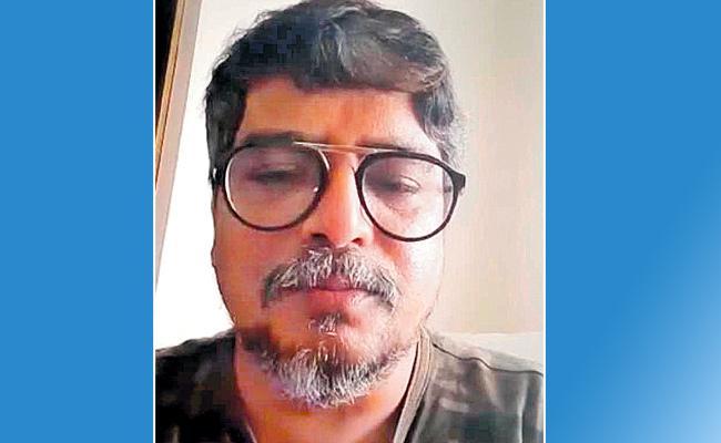 Marathi Art Director Raju Sapte Found Dead At Home - Sakshi