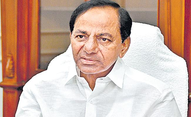 Telangana Govt Will Only Use Rightful Share Of Water Comments On Cm Kcr - Sakshi