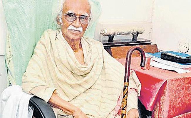 About Renowned Tamil Writer Ki Rajanarayanan - Sakshi