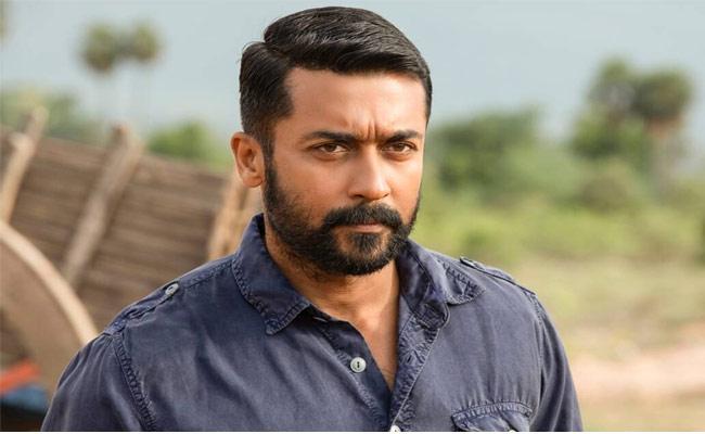 Suriya Opposes Centres Plans To Amend Cinematograph Act - Sakshi