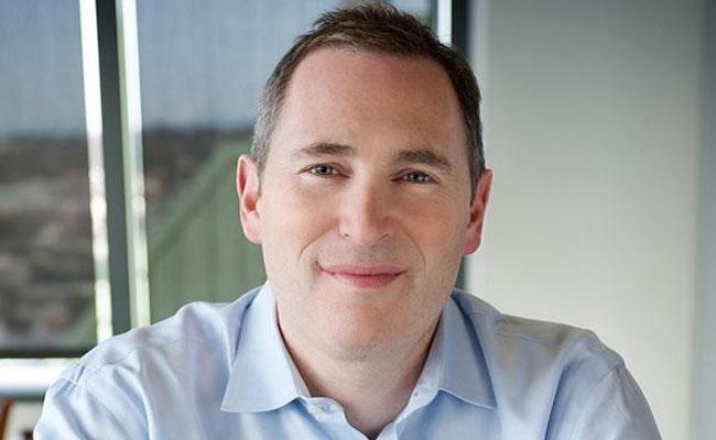 Andy Jassy to receive USD 214 mn in stock grants - Sakshi