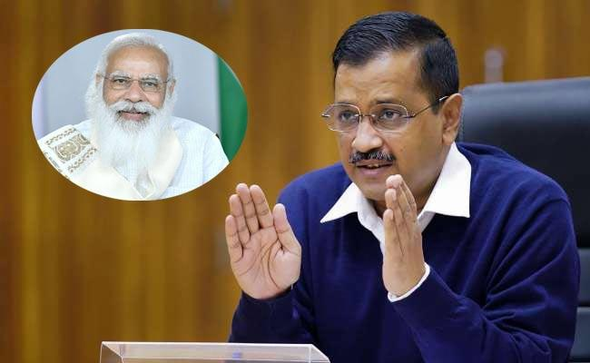 Delhi CM Arvind Kejriwal Letter To PM Modi Over Bharat Ratna To Medical Staff - Sakshi