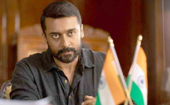 BJPS Youth Wing Warns Actor Surya Threatens To Take Legal Action - Sakshi