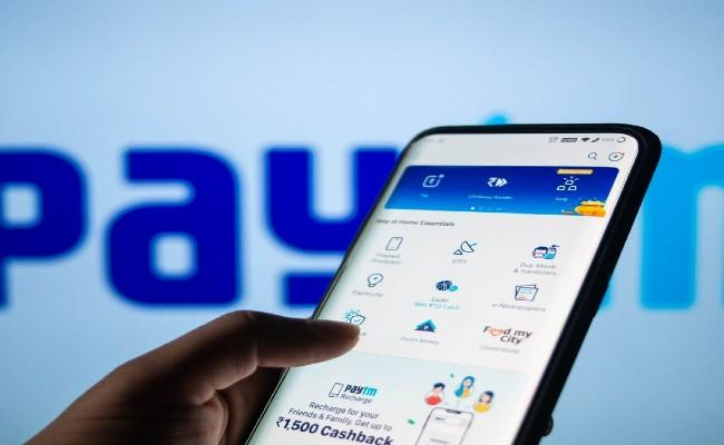 Paytm Offers Micro Credit up to Rs 1000 To App Users - Sakshi
