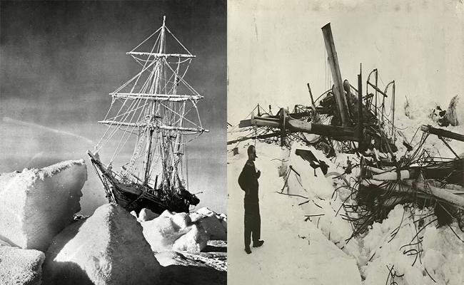 Archaeologists Are Planning An Expedition To Find Sir Ernest Shackletons Endurance - Sakshi