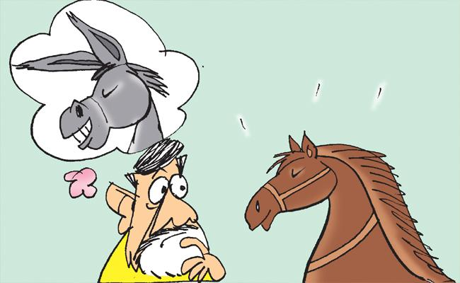 ABK Prasad Article On Chandrababu Comments Over Disha App - Sakshi