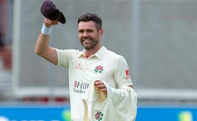 James Anderson Career Best Spell Suprass 1000 Wickets In First Class - Sakshi