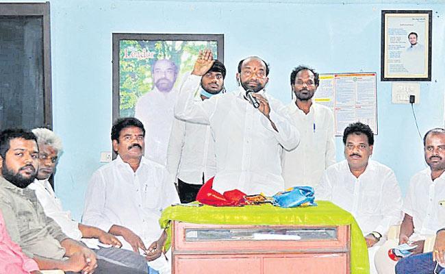 R Krishnaiah Applauds YSRCP Over Backward Classes Bill - Sakshi
