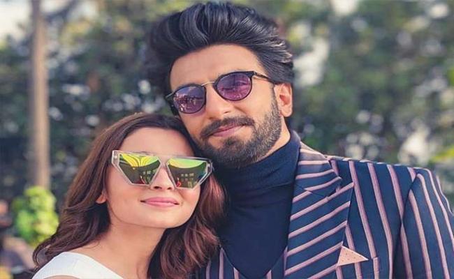 Ranveer Singh And Alia Bhatt In New Film - Sakshi