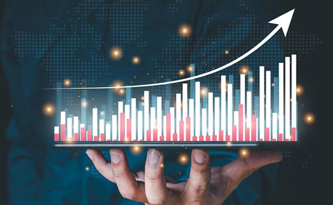 Stock Market Update Volatility Index Surged  - Sakshi
