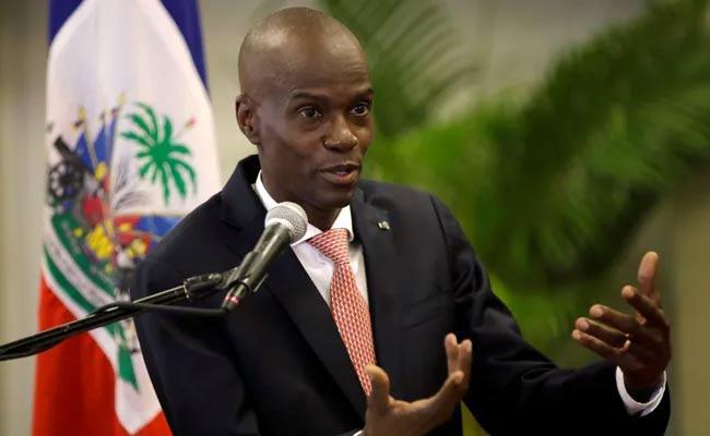 Haiti President Jovenel Moise Assassinated At Home - Sakshi