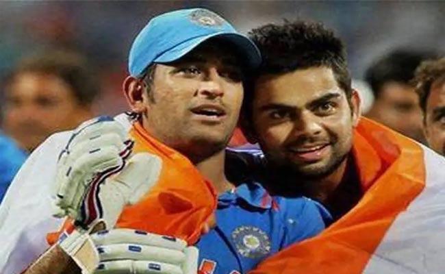 Virat Kohli, Suresh Raina Lead Wishes As Former Indian Captain Turns 40 - Sakshi