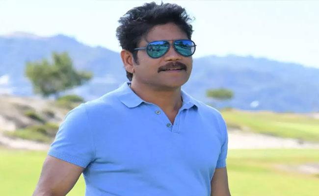 Nagarjuna Akkineni Pay Big Amount For Vaishnav Tej For A Movie - Sakshi
