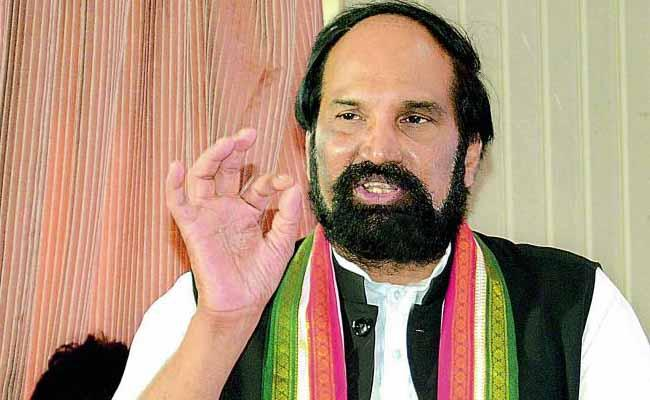 cm kcr not eligible for cm seat comments on by uttam kurmar reddy  - Sakshi