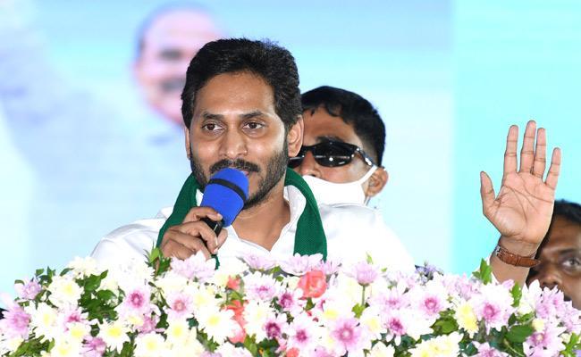 Dont Need Politics In Krishna Water Dispute Issue CM Jagan - Sakshi
