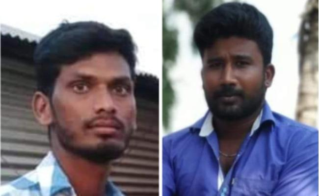 Two Young Men Deceased Of Electric Shock In Chittoor District - Sakshi
