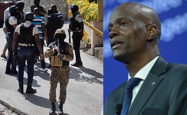 Amid President Jovenel Moise Assassinated Haiti Political Conflicts On Debet - Sakshi