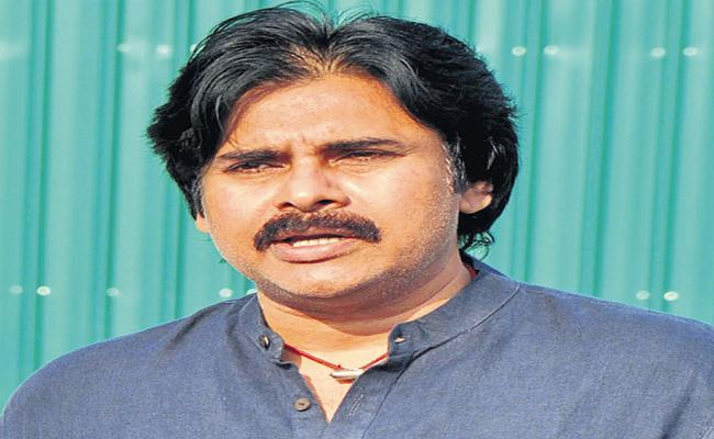 Janasena party forms new committee - Sakshi