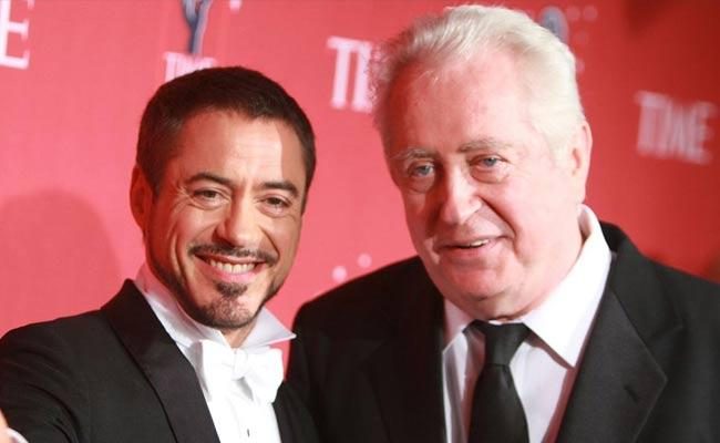 Robert Downey Junior Father And Suzzanne Douglas Passed Away Other Hollywood Updates - Sakshi
