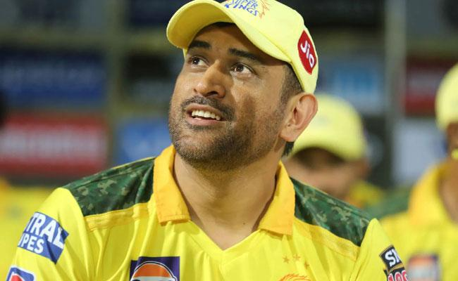 MS Dhoni To Continue With CSK For TWO More Years Says CSK CEO Kasi Viswanathan - Sakshi