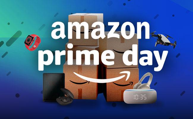 Amazon Prime Day Sale Announced For 2021 Big Discounts - Sakshi