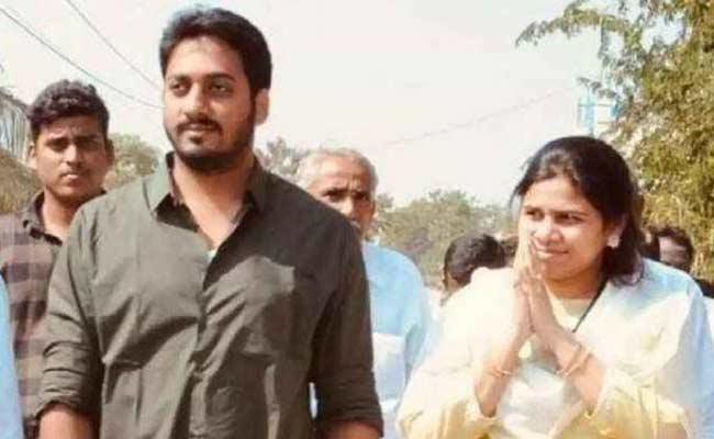 Bhuma Akhula Priya Husband Fake Covid Report, Another Case Has Been Filed - Sakshi