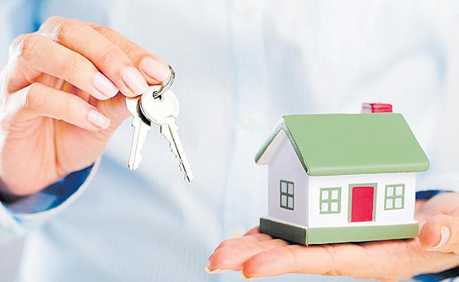 According To The Prop tiger Report On Housing Sales Down 76% In 8 Cities   - Sakshi