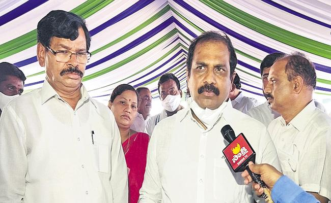 Kurasala Kannababu Comments About CM Jagan - Sakshi