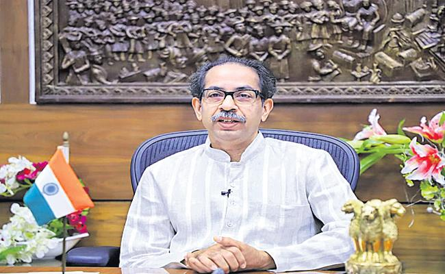 Uddhav Thackeray Trashes Talks Of Patch-Up With BJP - Sakshi