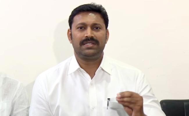 YS Avinash Reddy Says CM YS Jagan Pays Special Attention On Chakrayapeta Zone - Sakshi