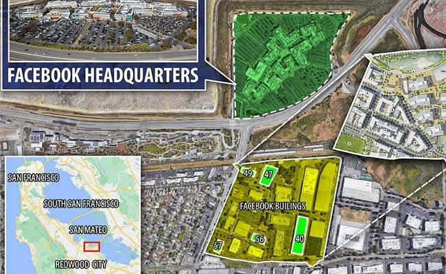 Facebook Is Developing Its Own City Willow Park Near Silicon Valley - Sakshi