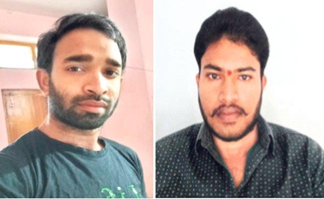 Two Youngsters Lost Their Life In Road Accident At Patancheru - Sakshi