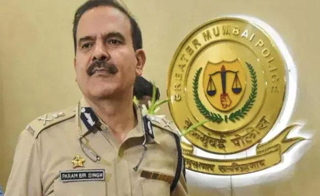 ED Summons Ex Mumbai Top Cop Param Bir Singh In Money Laundering Case In Delhi - Sakshi
