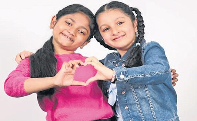 Sitara and Aadya Talks About Friendship Day Special - Sakshi