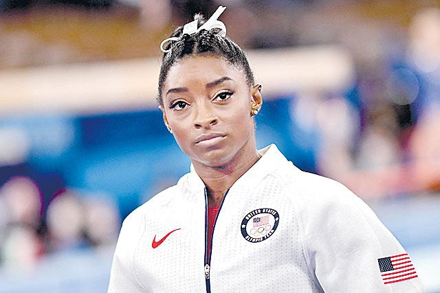 Tokyo Olympics gymnast Simone Biles withdraws from two more events - Sakshi
