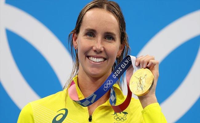 Tokyo Olympics: Emma McKeon History Most Medals Won In Single Olympics - Sakshi