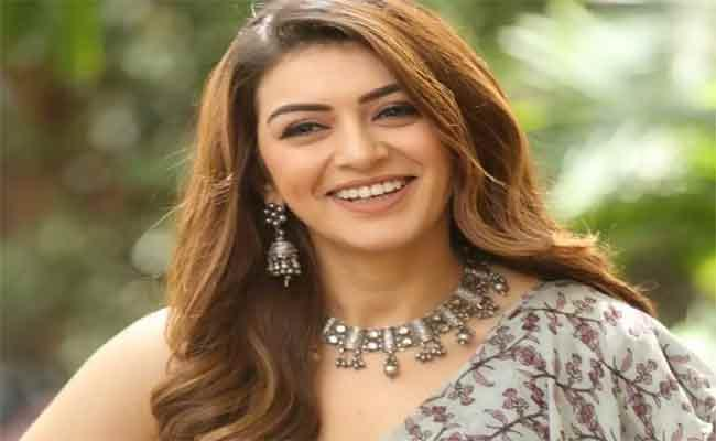 Hansikas New film My Name Is Shruti First Schedule Got Completed - Sakshi