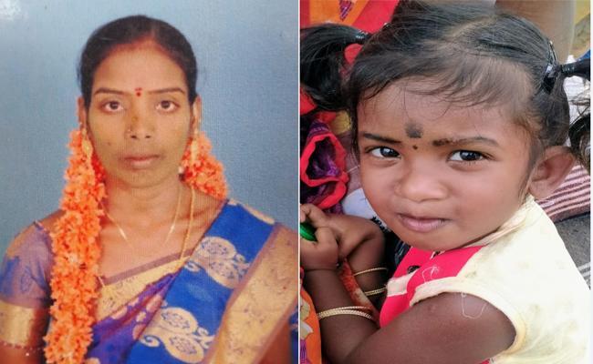 Woman Lost Life By Hanging In Veluru Tamil Nadu  - Sakshi