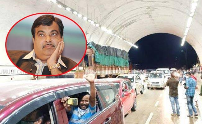 Kerala Kuthiran Tunnel Launched Without Inform Ministers And Officials - Sakshi