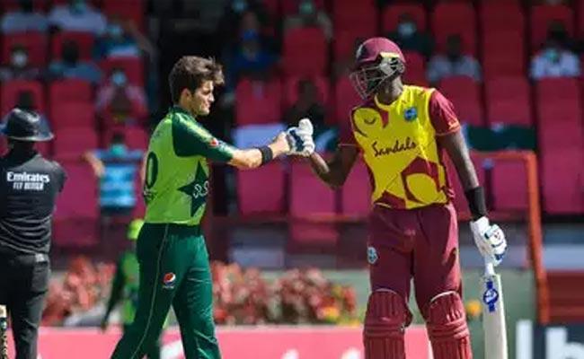 WI Vs PAK: Nicholas Pooran Hitting Doesnt Help West Indies To Won Match - Sakshi