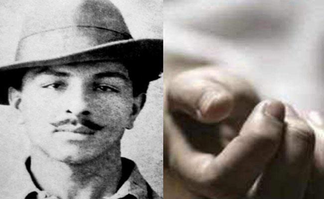Child dies while rehearsing Bhagat Singh hanging scene role - Sakshi
