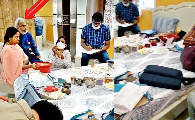 Fake Baba Fraud In Nalgonda - Sakshi