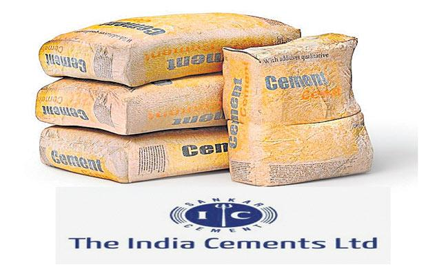India Cements profit more than doubles to rs 37 cr in Q1 - Sakshi