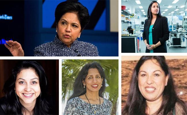5 Indian Origin Women In 2021 Forbes List Of Americas Richest Self Made Women - Sakshi