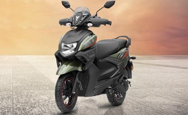 Yamaha Announces 1 Lakh Bumper Prize Festive Offers On Scooters In August 2021 - Sakshi