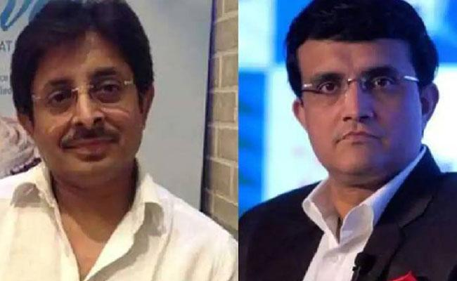 BCCI Chief Sourav Gangulys Brother Snehasish Ganguly Hospitalised - Sakshi